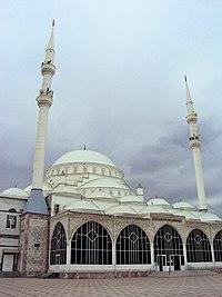 """مسجد """"الجمعة"""" في محج قلعة"""