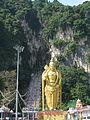 Malaysia - 016 - KL - Batu Caves Hindu temple (3509723059).jpg