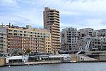 Malta - Sliema - Triq Ix-Xatt ta' Tigné+Tigné Pedestrian Bridge (Ferry Sliema-Valletta) 01 ies.jpg
