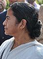 Mamata Banerjee - Kolkata 2011-12-08 7539 Cropped.JPG
