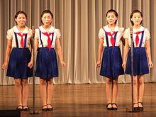 Women In North Korea Wikipedia