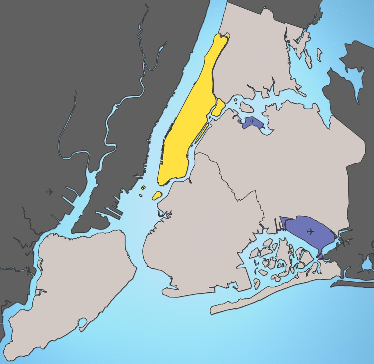 Manhattan New: Wikipédia