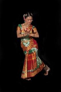 Bharatanatyam Indian classical dance originated in Tamil Nadu