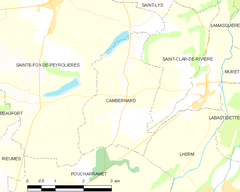 Map commune FR insee code 31101.png