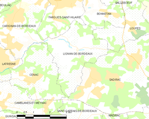 Map commune FR insee code 33245.png