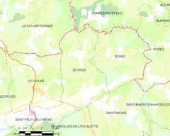 Map commune FR insee code 34091.png