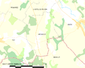 Map commune FR insee code 40011.png