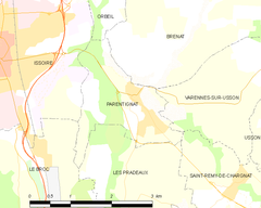 Map commune FR insee code 63270.png