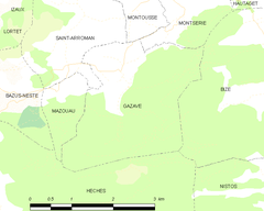 Map commune FR insee code 65190.png