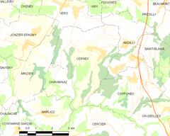 Map commune FR insee code 74052.png
