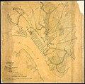 Map of Jacksonville and vicinity, Florida, -showing defenses-. Surveyed April 1864. -Signed- Wm. H. Dennis, U. S. Coast Survey. - NARA - 305631.jpg