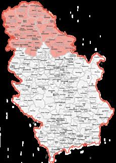 Voivodina - Wikipedia, la enciclopedia libre