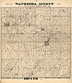 Map of Waukesha County, Wis. LOC 2012593182.jpg