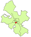 Mapa Distrito Universidad (Zaragoza).PNG