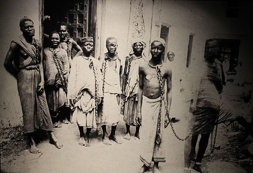 Marché aux esclaves de Zanzibar