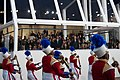 Marching band performs at 57th Presidential Inauguration Review Stand 130121-Z-QU230-257.jpg