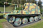 Marder III Ausf.M (partial replica?)– Victory Park, Moscow (37965411374).jpg