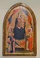 Mare de Déu amb el Nen i sants, atribuït a Cenni di Francesco di Ser Cenni, Museu de Belles Arts de València.JPG