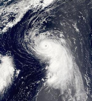 Hurricane Maria (2005) - Image: Maria Sept 5 2005 1430Z