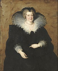 Peter Paul Rubens: Marie de Medici, Queen of France