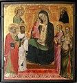 Mariotto di Nardo-La vierge et l'enfant avec six saints.jpg