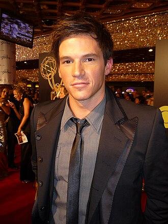 Mark Hapka - Image: Mark Hapka 2010 Daytime Emmy Awards
