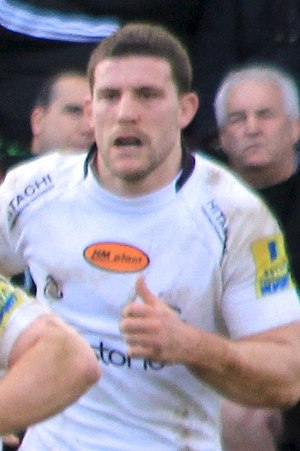 Mark Wilson (rugby union) - Image: Mark Wilson Rugby 2014 (cropped)