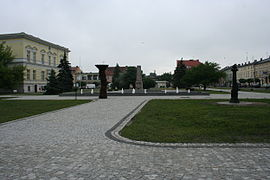 Market Square in Nowy Tomyśl IMG 3341.JPG