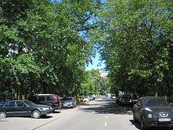 7-я улица октябрьского поля: