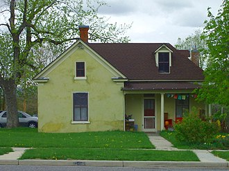 National Register of Historic Places listings in Box Elder County, Utah - Image: Martin Anderson House Brigham City Utah