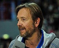 Martin Schwalb Interview DKB Handball Bundesliga HSG Wetzlar vs HSV Hamburg 2014-02 08.jpg