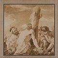Martyrdom of St. Bartholomew, after Mattia Preti MET DT235050.jpg