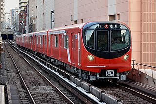 Tokyo Metro Marunouchi Line Tokyo Metro line