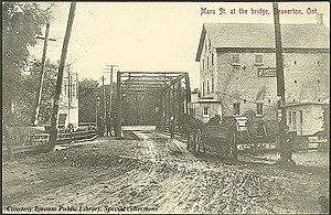 Beaverton, Ontario - Beaverton, 1910