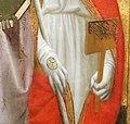 Masaccio, trittico di san giovenale, 1422, 08.JPG