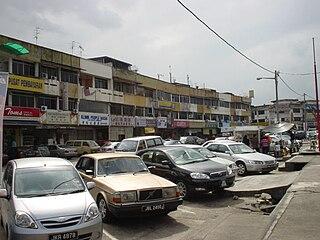 Masai, Johor Town in Malaysia