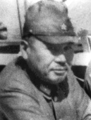 Masaji Kitano - Lieutenant General Masaji Kitano