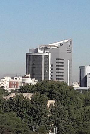 Bank Saderat Iran - Bank Saderat Central Branch in Mashhad.