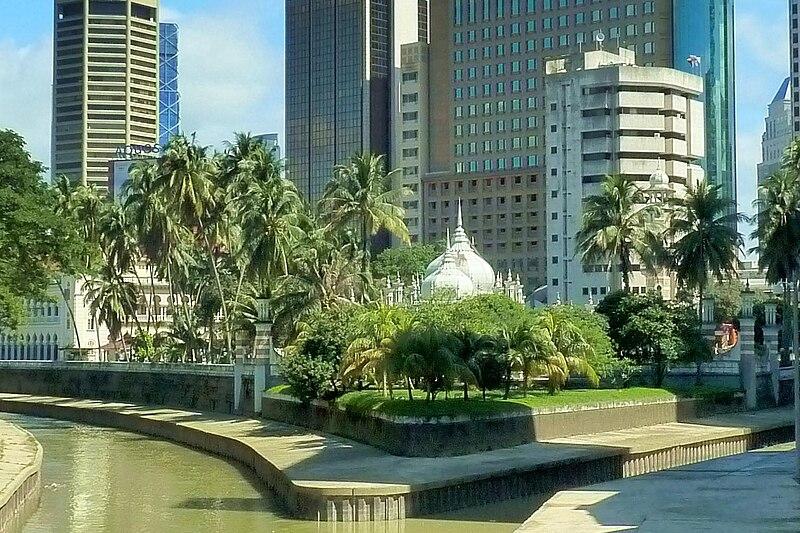 File:Masjid Jamek confluence.jpg
