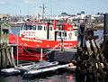 Massachusetts Port Authority Fire Boat Howard W. Fitzpatrick at Boston Logan Airport.jpg