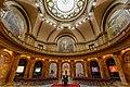 Massachusetts State House rotunda.jpg