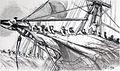 Matelots prenant un ris dans les huniers-Morel Fatio-img 3163.jpg