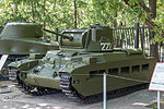 Matilda II in the Great Patriotic War Museum 5-jun-2014.jpg