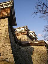 Matsuyama castle(Iyo)18.JPG