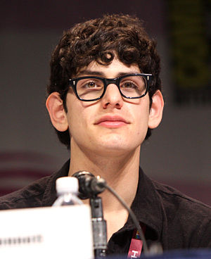 Matt Bennett - Bennett at the 2013 WonderCon