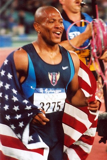 Maurice Greene (athlete)