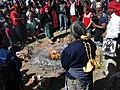 Maya Ceremony - Iximche 2012.jpg