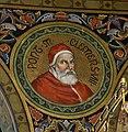 Mehrerau Collegiumskapelle Papst 05 Clemens VIII a.jpg