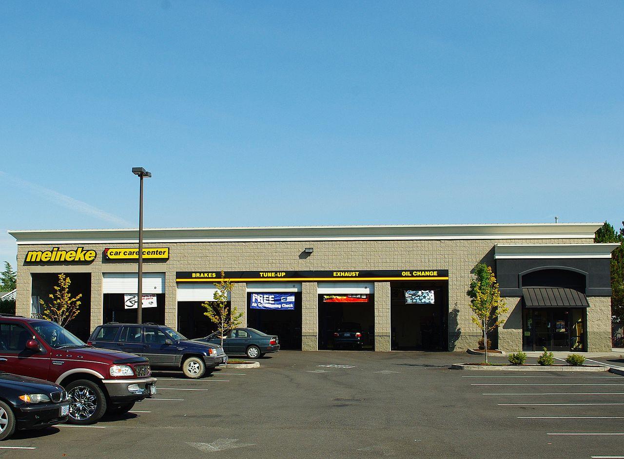 Meineke Car Care Center Overland Park Ks