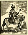 Melchior Lorck - A Janissary general on horseback.jpg